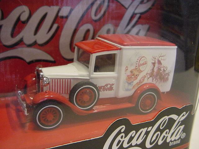 37971 1930 Ford A Coca Cola - 47457