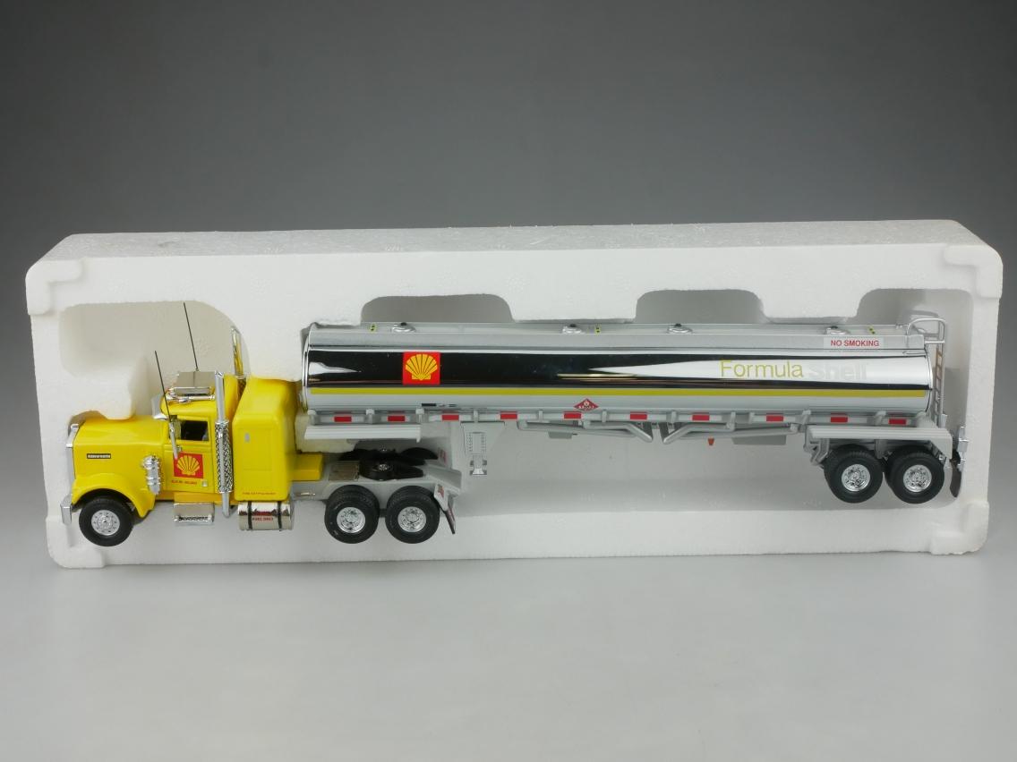KS200/A Kenworth Shell Tankwagen - 47040