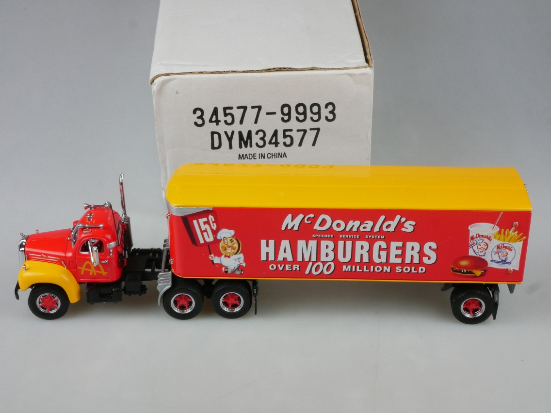 DYM34577 1955 Mack McDonald's - 47722