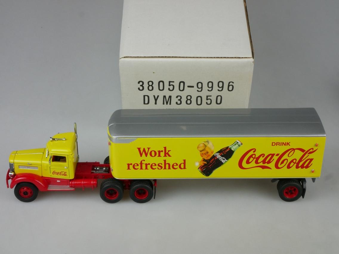 DYM38050 1939 Peterbilt Coca Cola - 47724