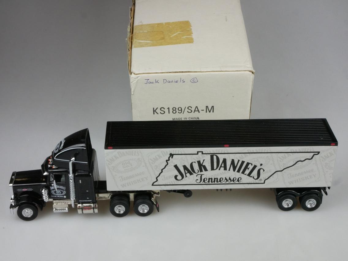 KS189/SA Peterbilt Jack Daniels - 47731