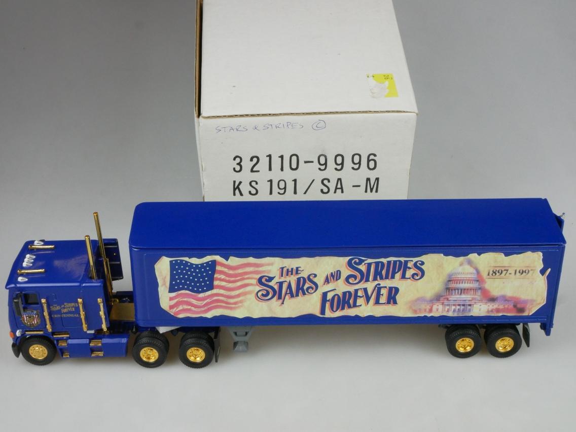 KS191/SA Frightliner Stars and Stripes - 47732