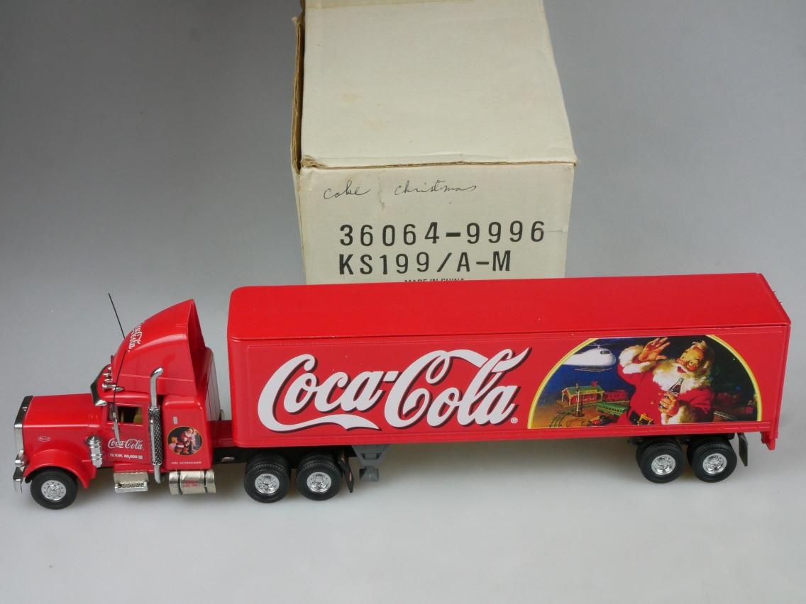 KS199/A-M Peterbilt Coca Cola - 47734