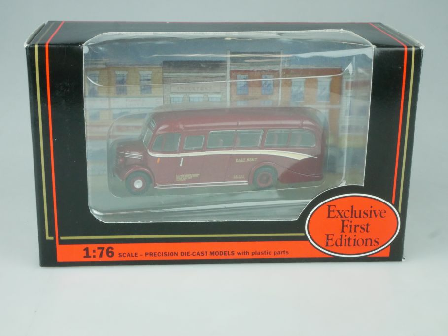 EFE 1/76 Bus Bedford OB Coach EAST KENT 20117 in Box - 113574
