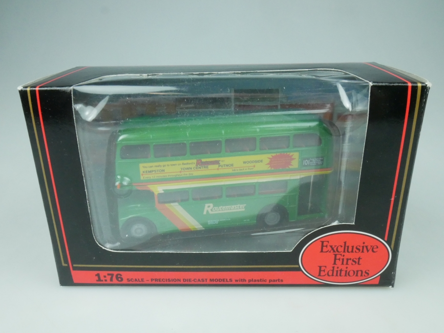EFE 1/76 Bus AEC Routemaster UNITED COUNTIES 15615 in Box - 113607