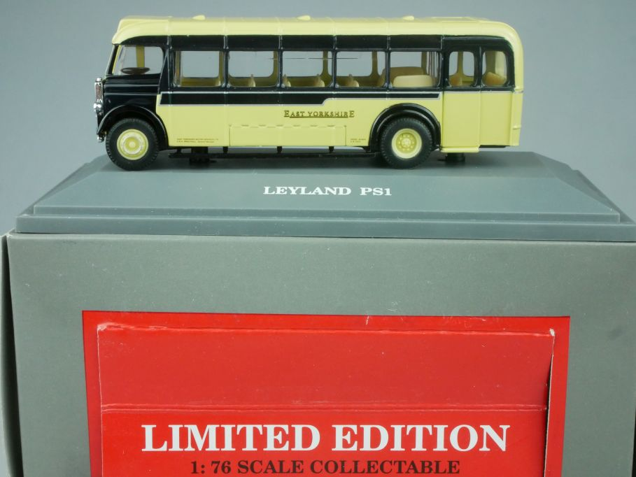 Corgi 1/76 Leyland Bus PS1 East Yorkshire 97836 in Box 113638