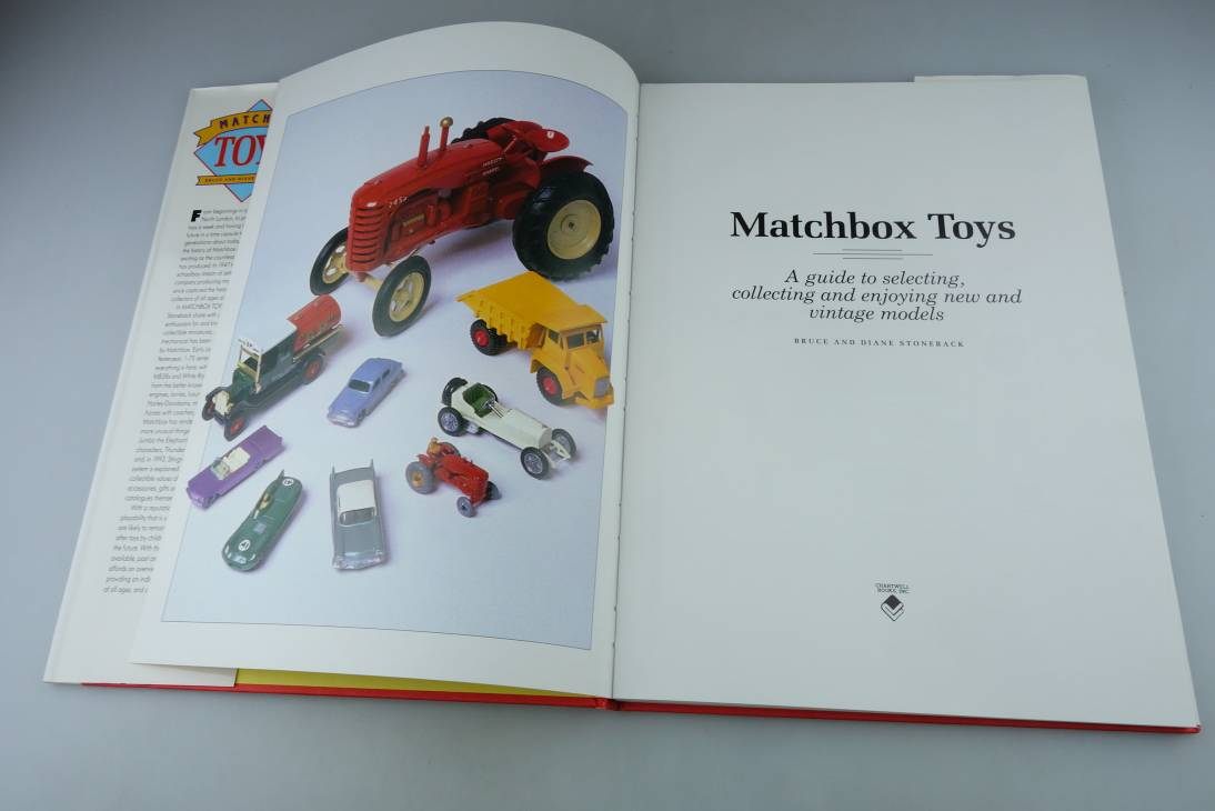 Matchbox Toys - A guide to selecting, collecting, and enjoying new and vintage models