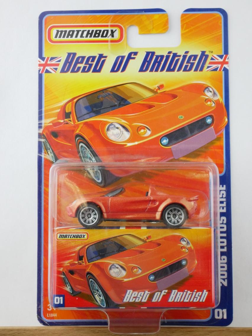 01 2006 Lotus Elise - 10050