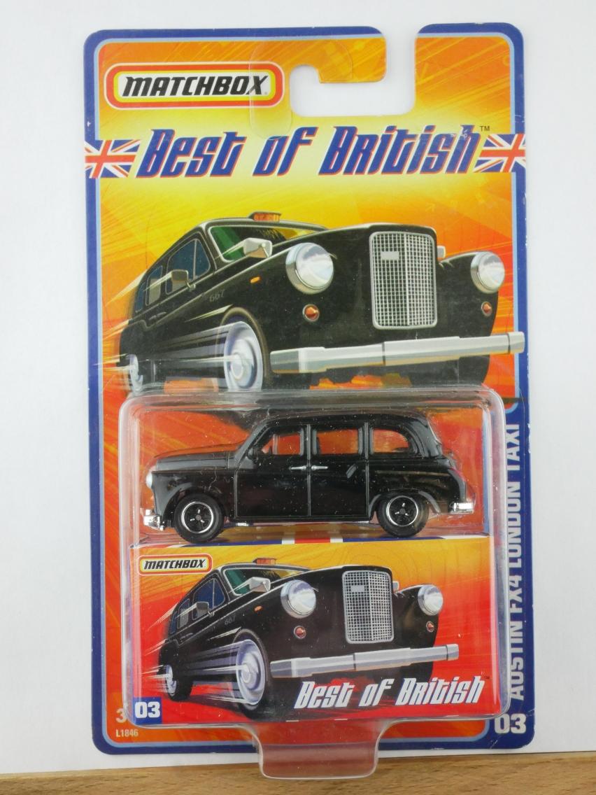 03 Austin FX4 London Taxi - 10052