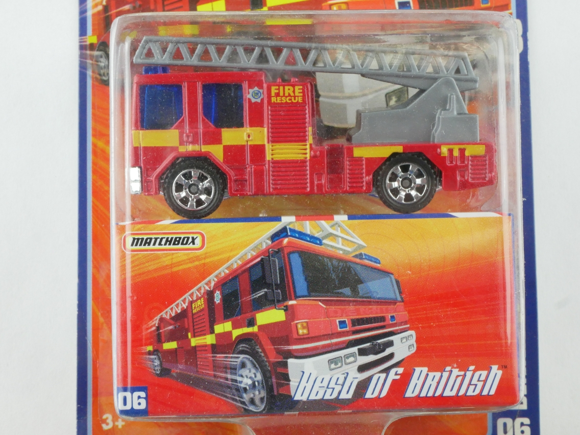06 Dennis Sabre Fire Engine - 10055