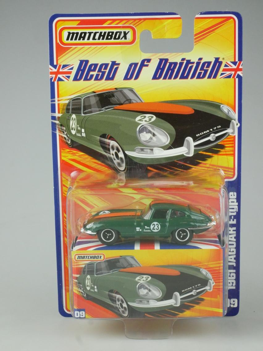 12 1961 Jaguar E-Type - 10061