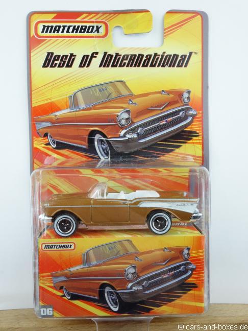 BOI 06 1957 Chevy Convertible - 10092