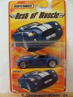 BOM 02 Ford Shelby Cobra Concept - 10094