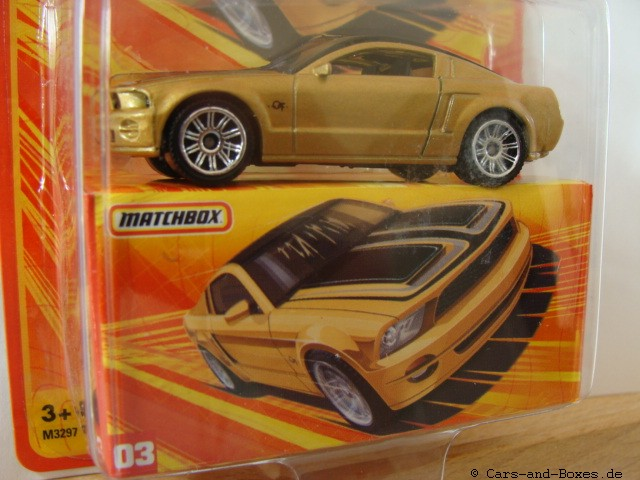 BOM 03 Ford Mustang GT Concept - 10095