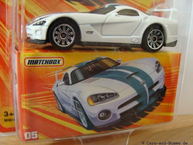 BOM 05 Dodge Viper GTS-R - 10097