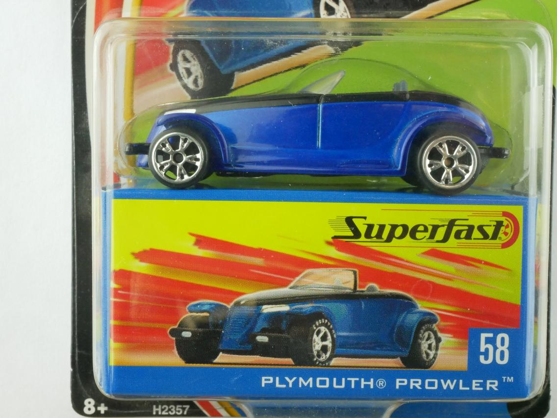 58 Plymoth Prowler - 10118