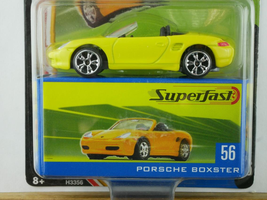 56 Porsche Boxster - 10120