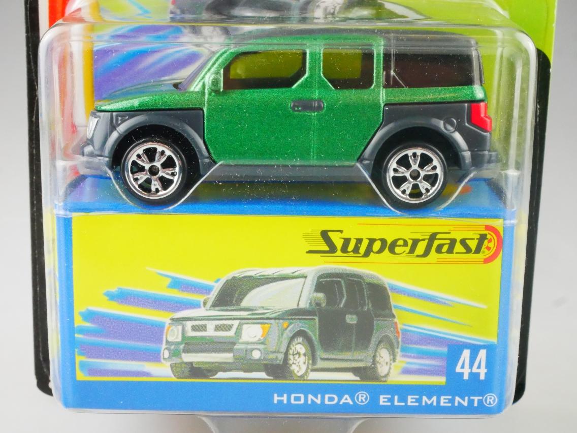 44 Honda Element - 10122