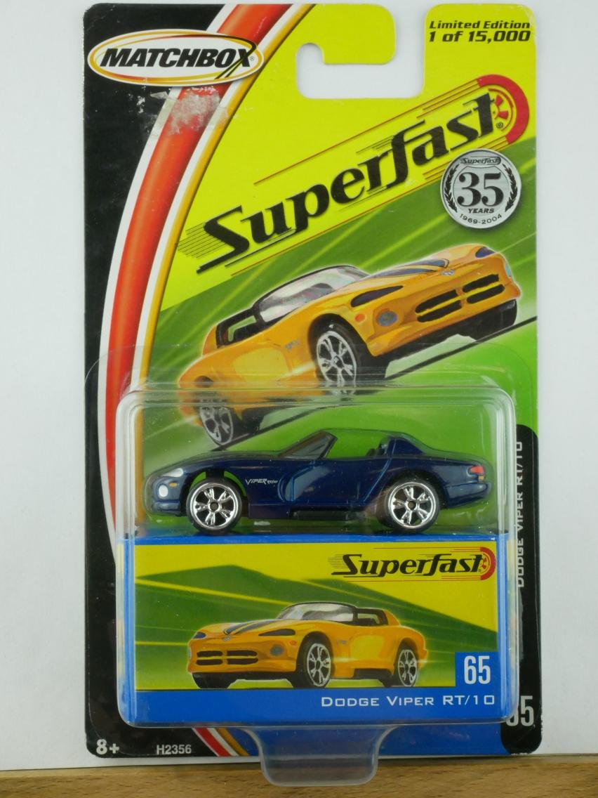 65 Dodge Viper RT/10 - 10244