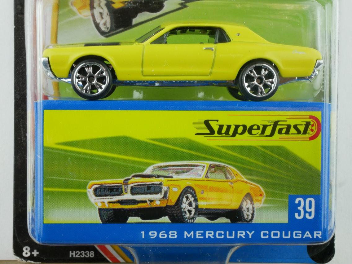 39 1968 Mercury Cougar - 10267