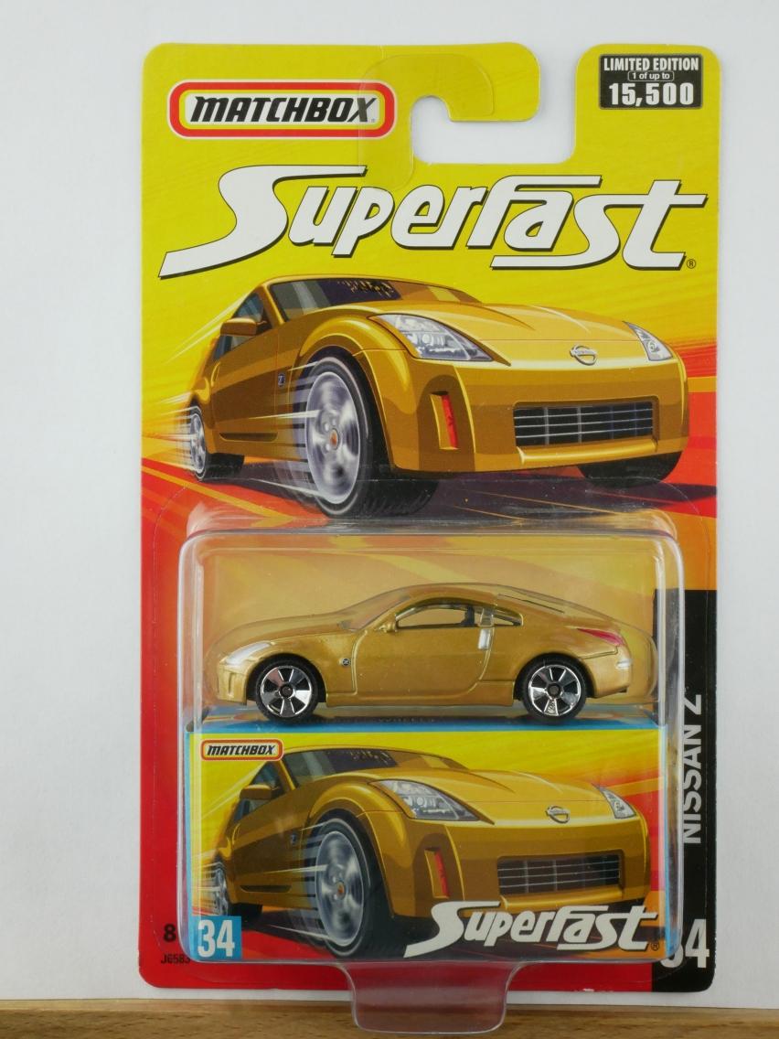 34 Nissan Z - 10356