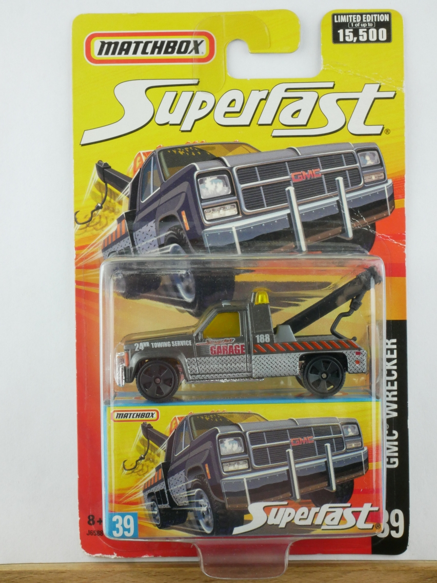 39 GMC Wrecker - 10357