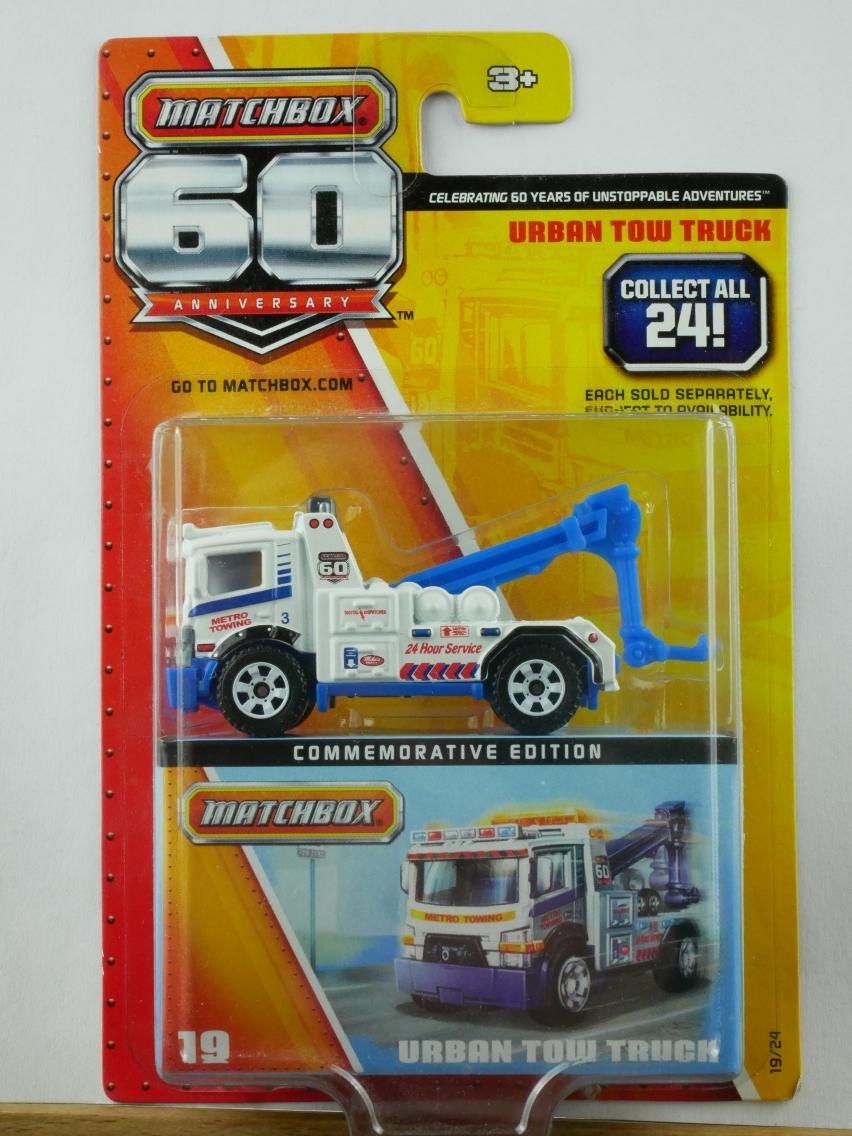 19 Urban Tow Truck - 10370