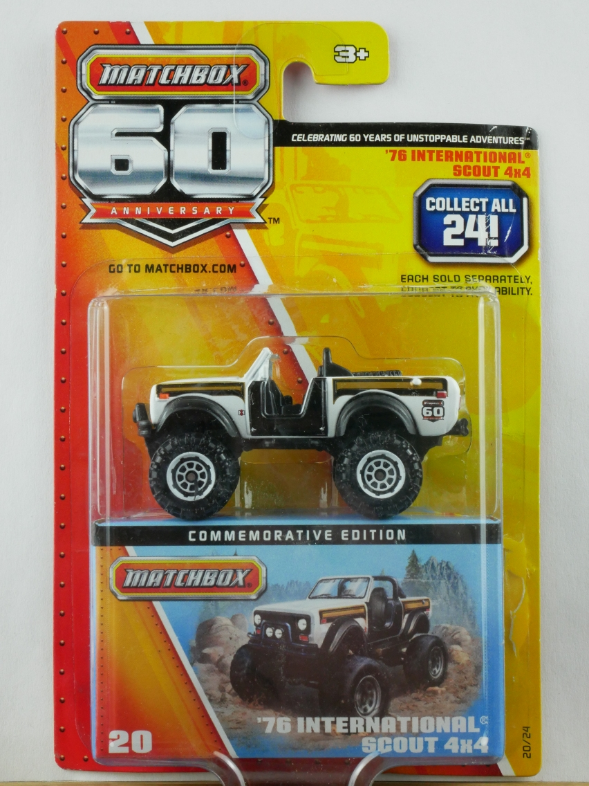 20 '76 International Scout 4x4 - 10371