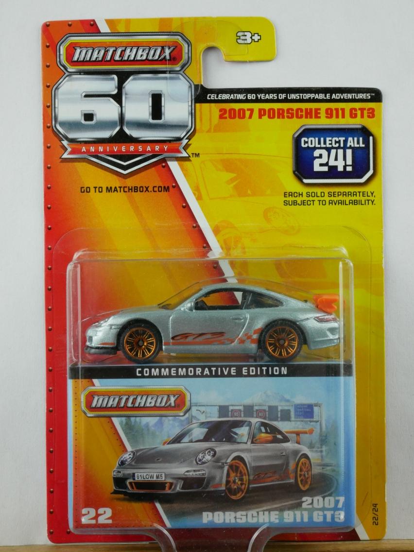 22 2007 Porsche 911 GT3 - 10372