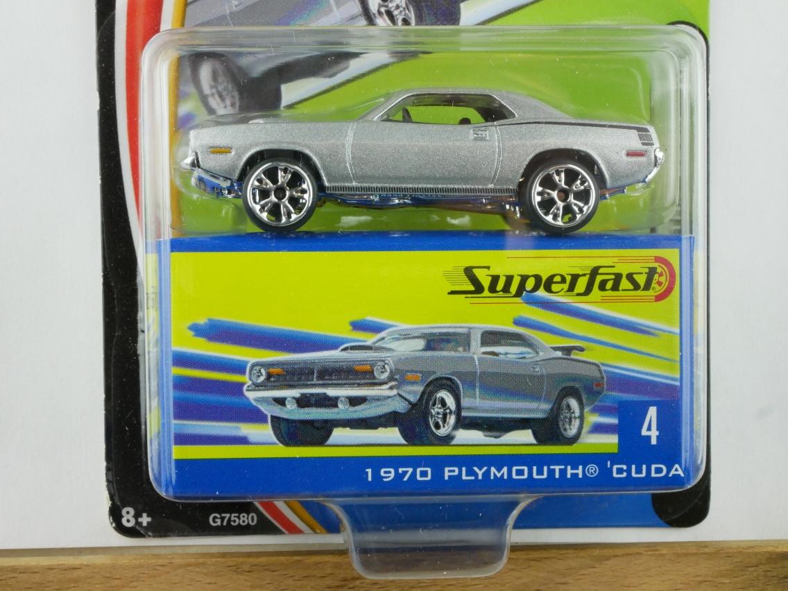 04 1970 Plymouth Cuda - 10534