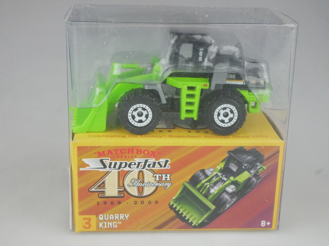 03 Quarry King - 10593