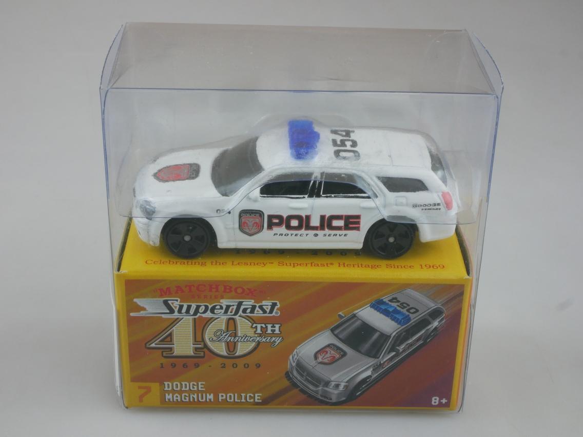 07 Dodge Magnum Police - 10597