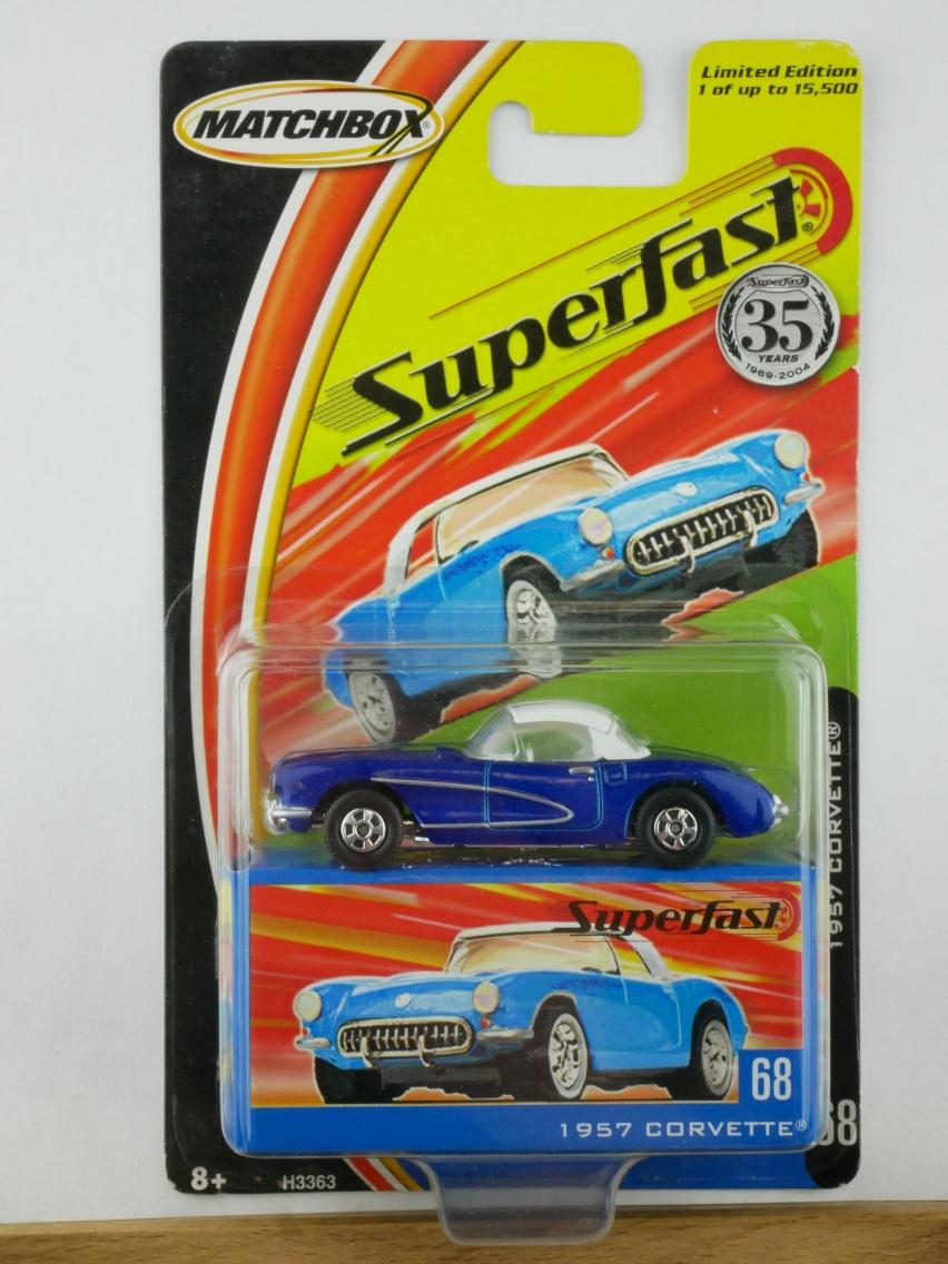 68 1957 Corvette - 10702