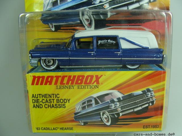 '63 Cadillac Hearse - 10807
