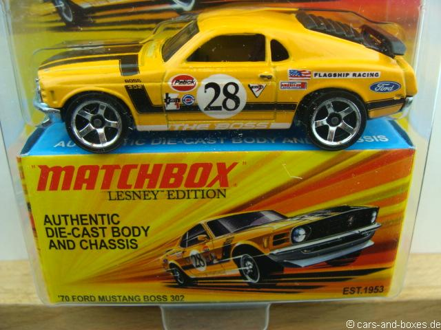 '70 Ford Mustang Boss 302 - 10823
