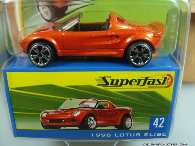 42 1996 Lotus Elise - 10849
