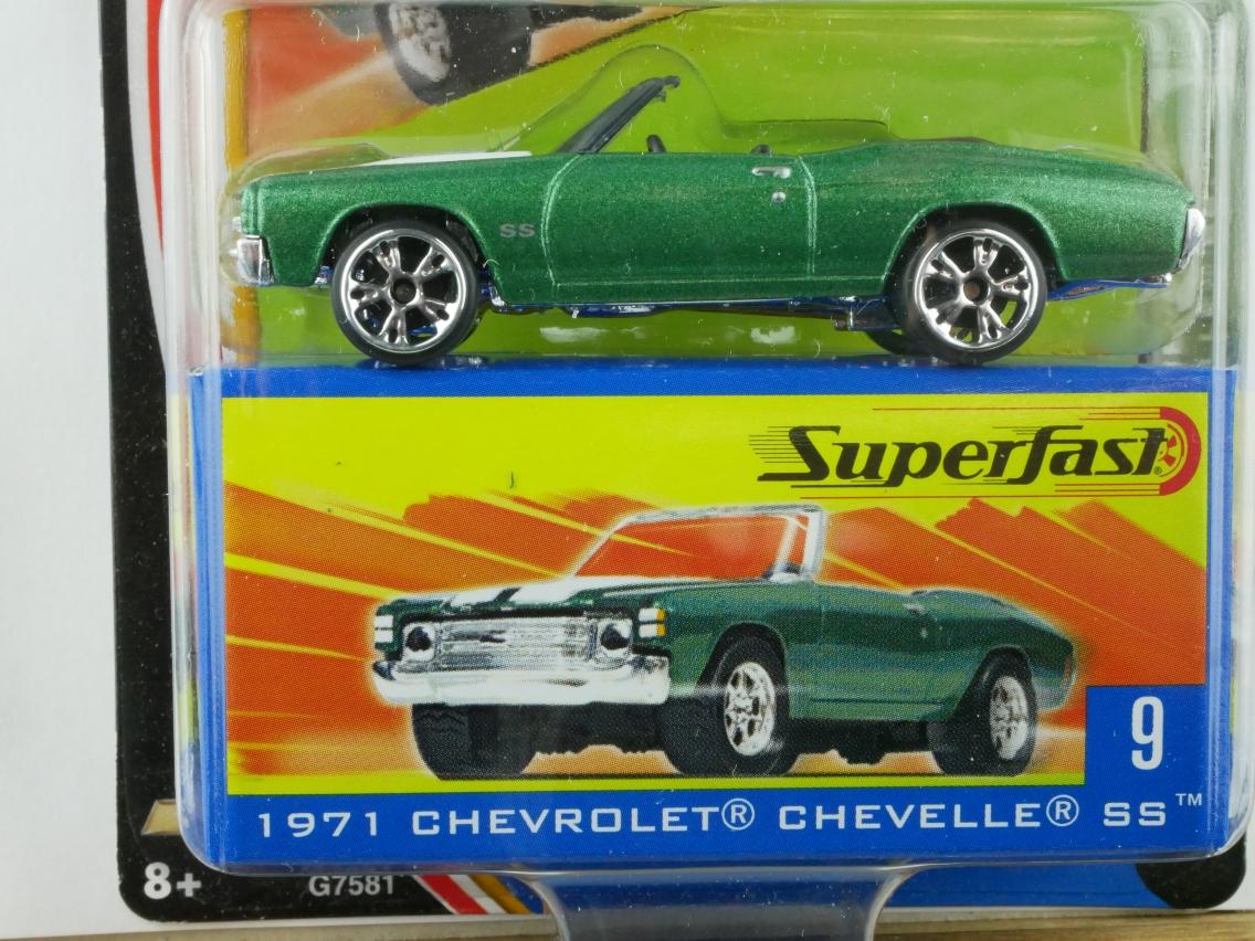 09 Chevrolet Chevelle SS - 10868
