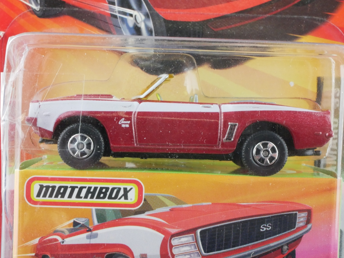 40 Chevrolet Camaro SS Streakers - 10901