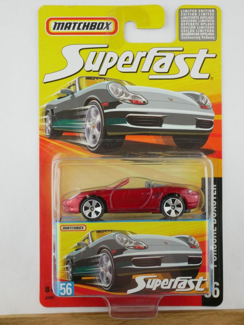 56 Porsche Boxster - 10981