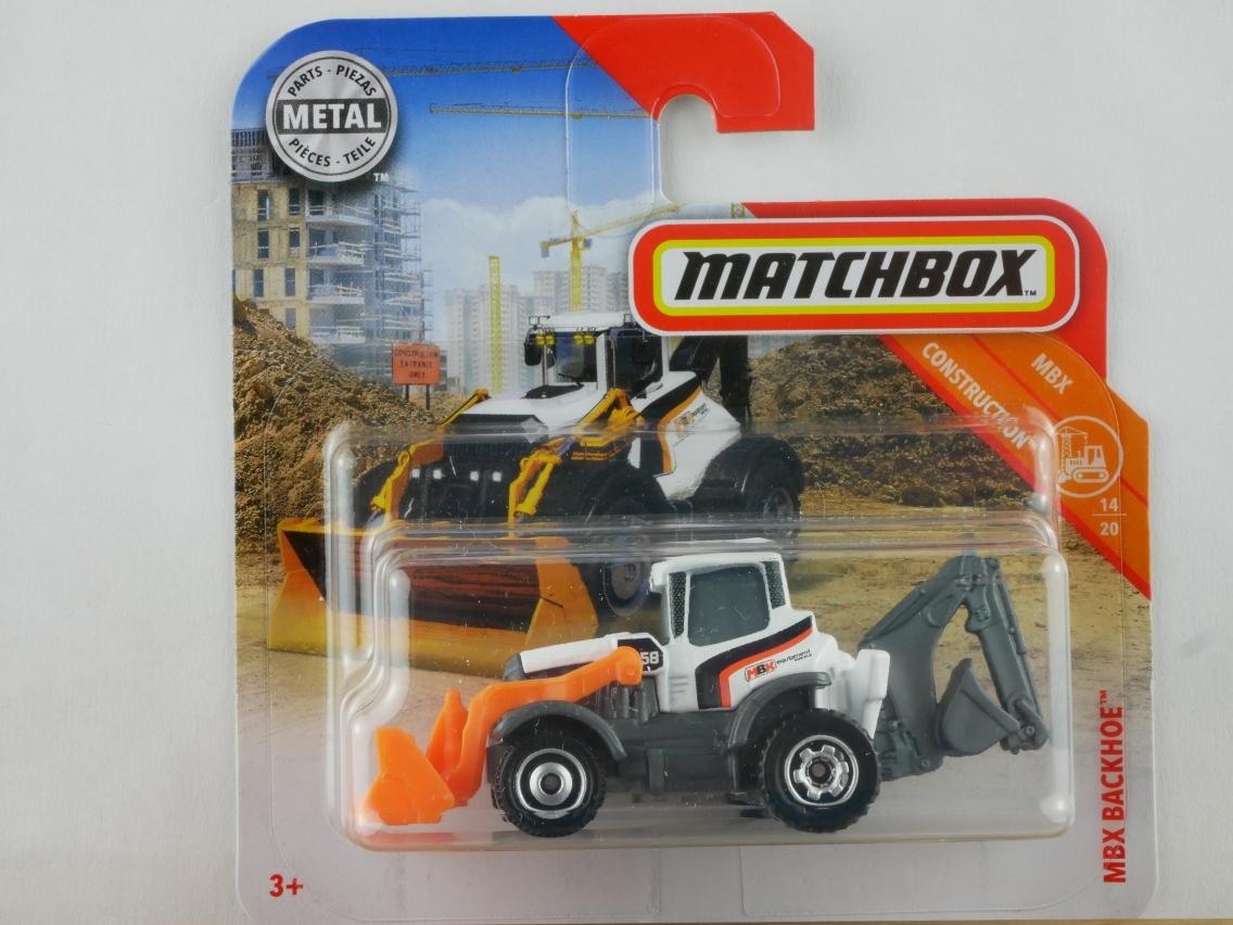 MBX Backhoe - 11186