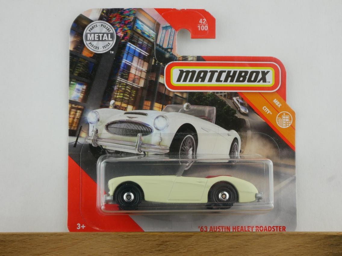 1963 Austin Healey Roadster - 11461