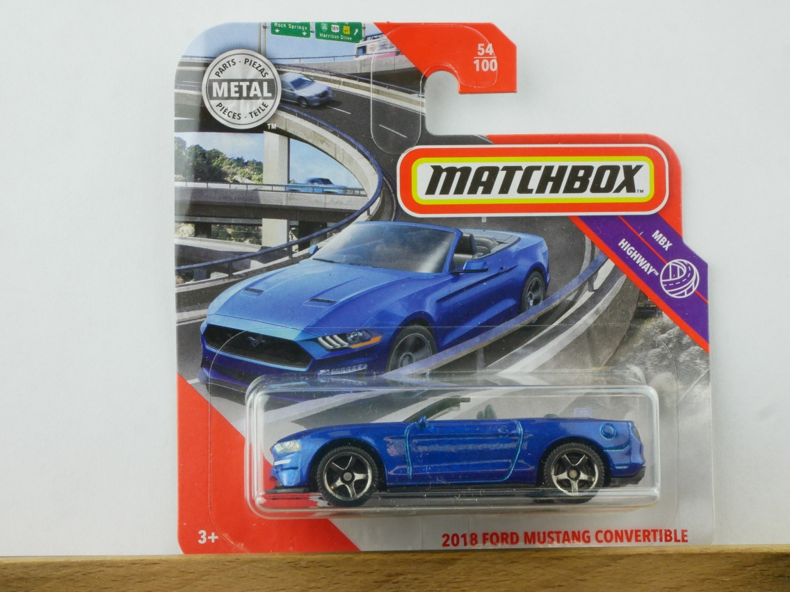 Ford Mustang Convertible '18 - 11761