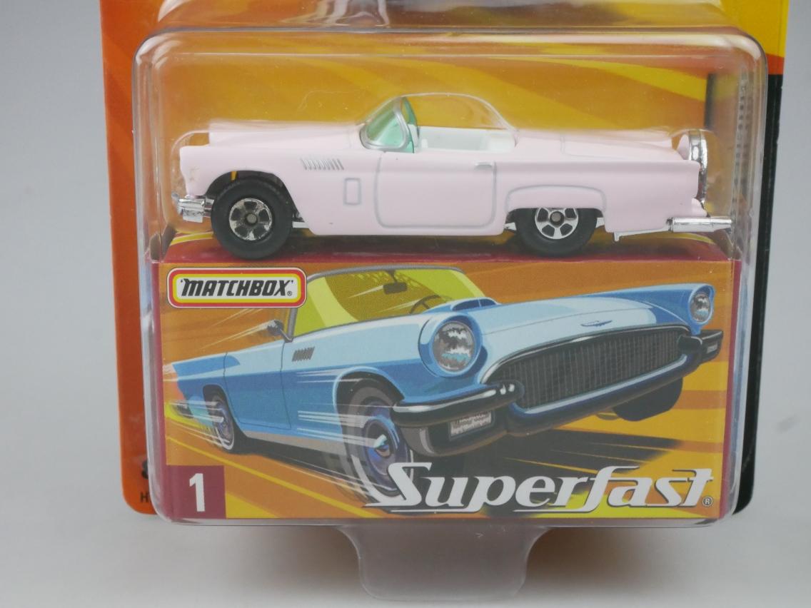 01 1957 Ford Thunderbird - 12002