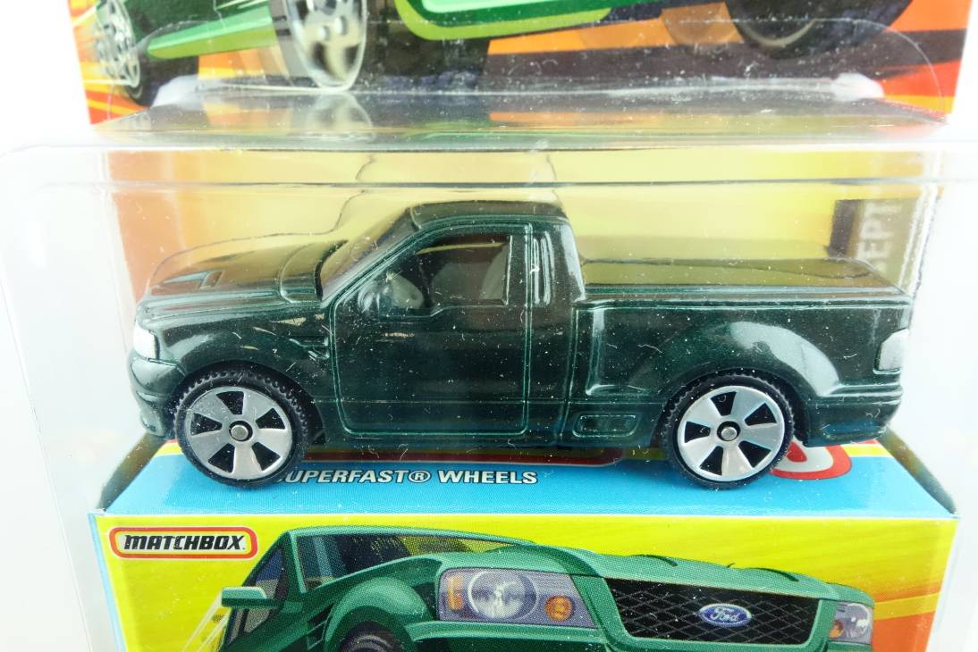 02 SVT Lightning Pick-Up Concept dark green - 12004