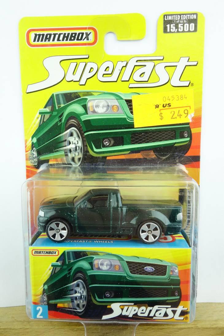 02 SVT Lightning Pick-Up Concept dark green - 12004