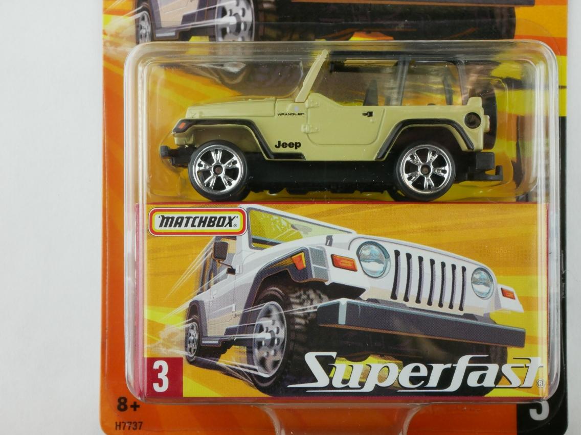 03 Jeep Wrangler - 12005