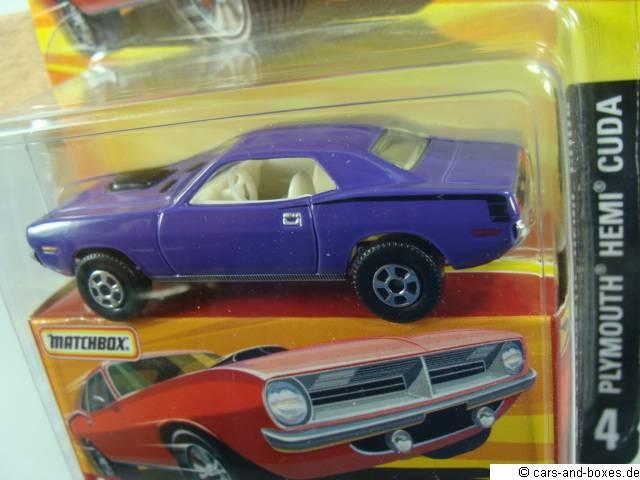 04 Plymouth Hemi Cuda - 12007
