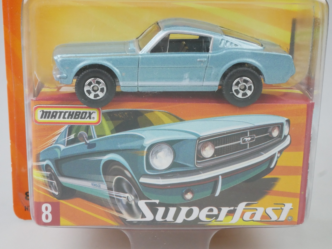 08 1956 Mustang GT - 12016