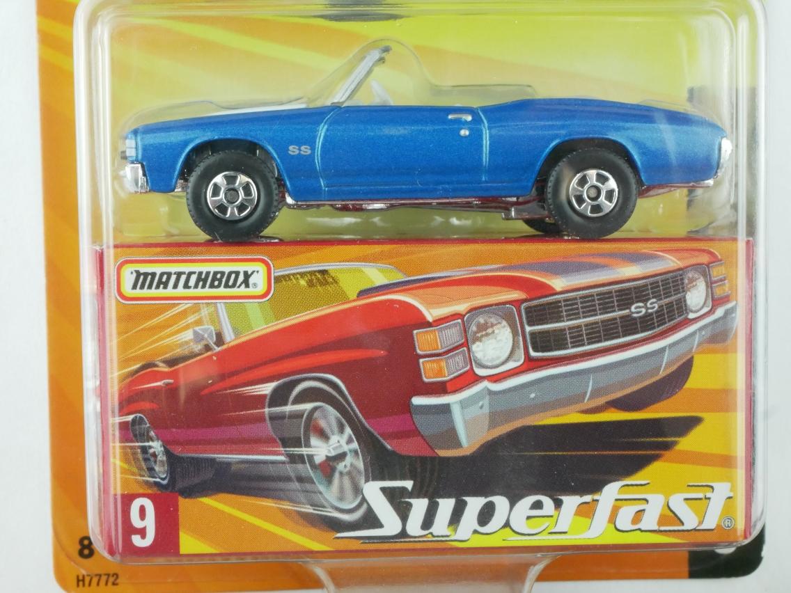 09 Chevy Chevelle - 12017