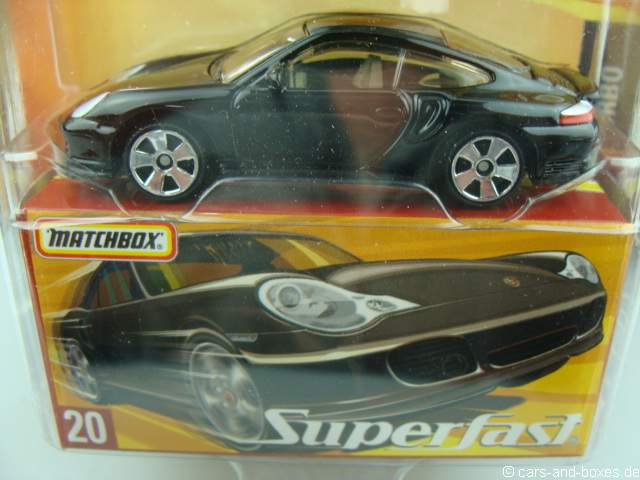 20 Porsche 911 Turbo - 12039